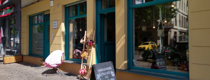 NANDI FLAGSHIP STORE is one of Berlin Best: Shops & services.