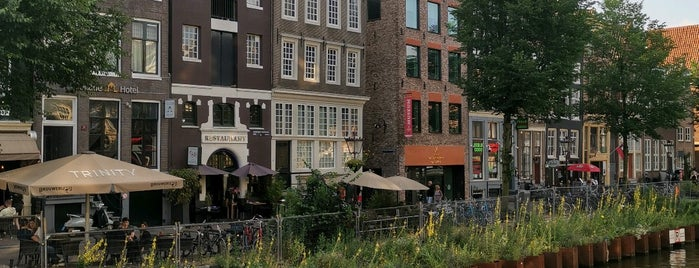 Liesdelsluis (Brug 207) is one of Best of Amsterdam.