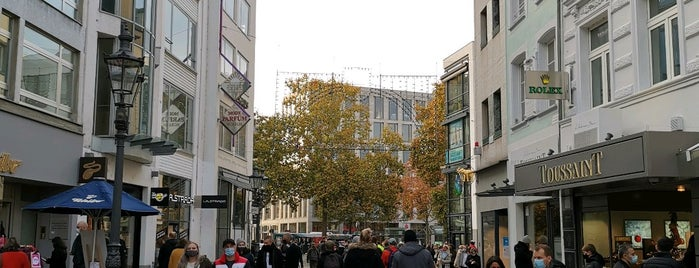 Dreieck is one of Bonn.