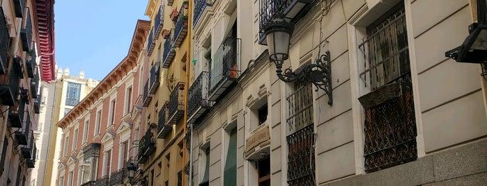Barrio de La Latina is one of Spain.