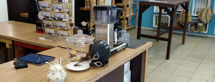 Good Karma Coffee is one of Europe specialty coffee shops & roasteries.