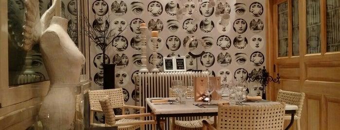 Aleria is one of Athens Best: (Modern) Greek restaurants.