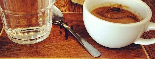 Third Floor Espresso (3FE) is one of [To-do] Dublin.