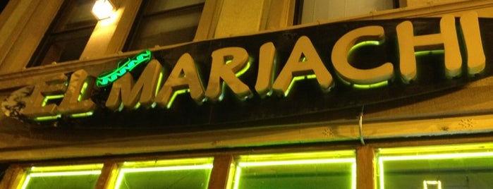 El Mariachi Tequila Bar & Grill is one of Chicago.