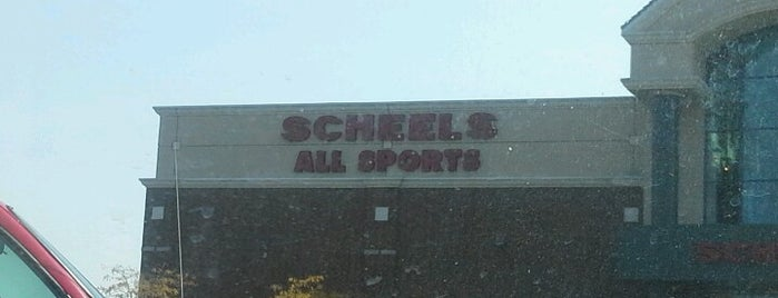 Scheels is one of Locais curtidos por Brooke.