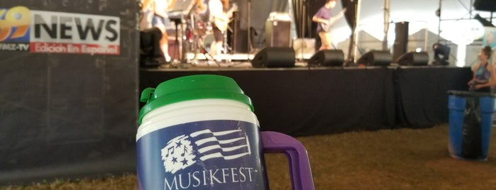 T-Mobile Plaza Tropical is one of Musikfest 2018.