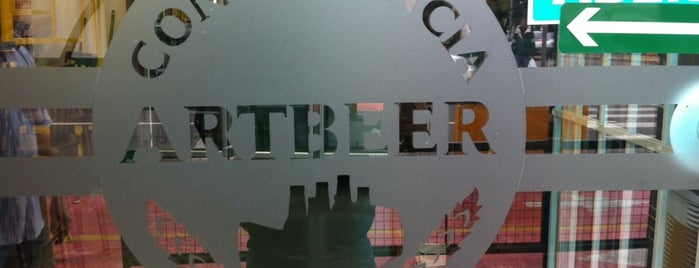 Artbeer is one of PORTO ALEGRE.