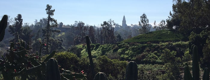 Balboa Park is one of USA #4sq365us.