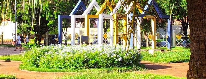 Parque dos Ipês is one of Posti che sono piaciuti a Aline.