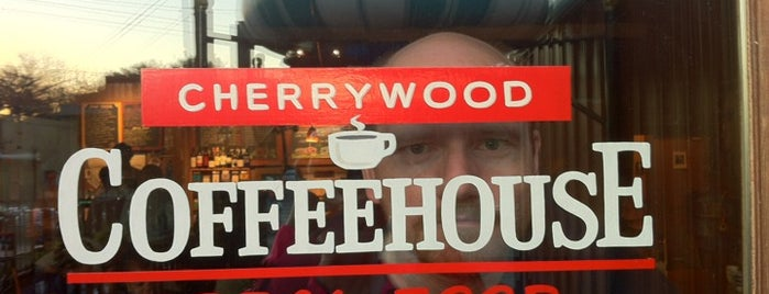 Cherrywood Coffeehouse is one of Austin, TX.