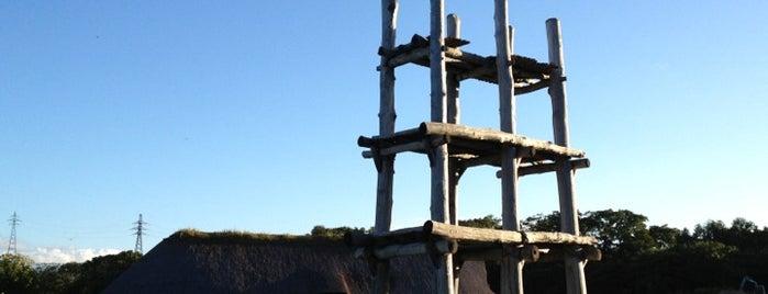 Sannai-Maruyama Ruins is one of Lugares favoritos de Nak.