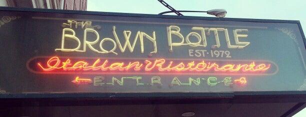 Brown Bottle is one of Posti che sono piaciuti a Josh.