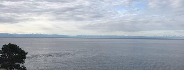 Озеро Байкал is one of Lieux qui ont plu à Яна.