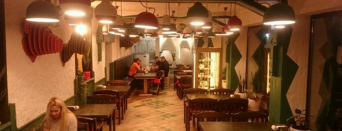 Гуцульская крафтовая пивоварня «Ципа» is one of สถานที่ที่ Illia ถูกใจ.