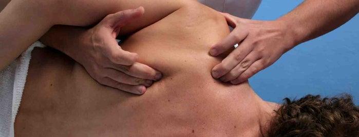 Songbird Therapeutic Massage is one of Sarah'ın Beğendiği Mekanlar.