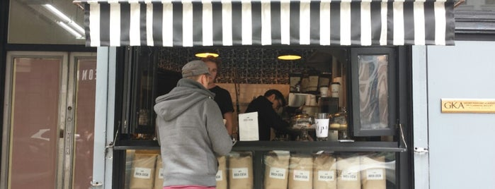 Cafe Boca Ciega is one of CUPS App.