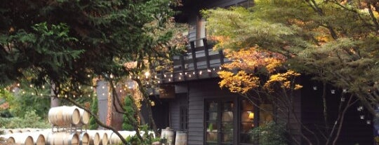JM Cellars is one of Woodinville Getaway.