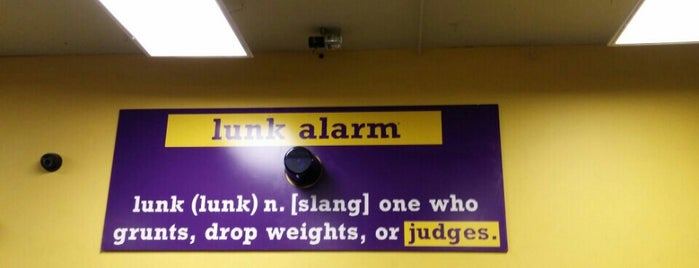 Planet Fitness is one of Pablo 님이 좋아한 장소.