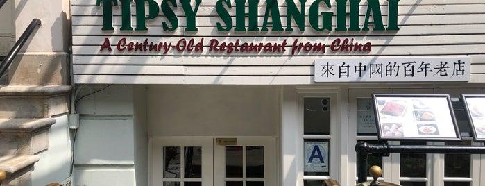 Tipsy Shanghai is one of Locais curtidos por IrmaZandl.