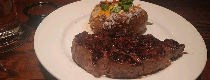 LongHorn Steakhouse is one of Joshua: сохраненные места.