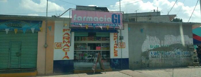 Farmacias GI is one of Clientes.