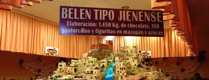 Belén de Chocolate is one of Que visitar en la provincia de cordoba.
