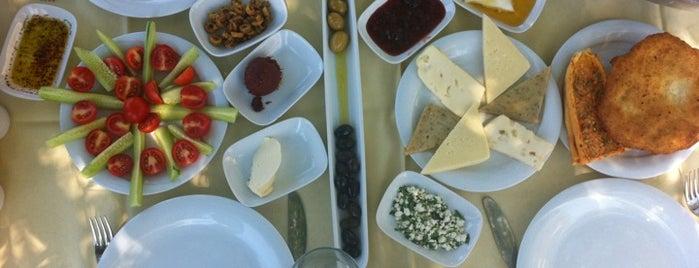 Zeytin Kahvaltı & Restaurant is one of Duygu 님이 좋아한 장소.