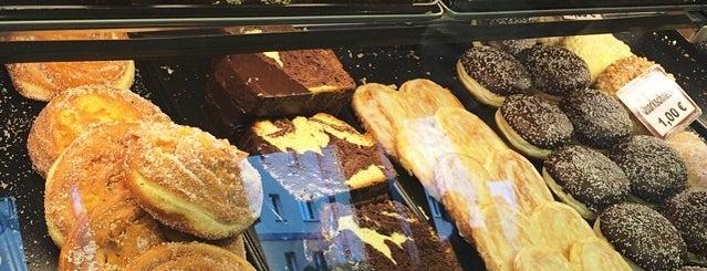 Fröhliche Bäckerei is one of Myrto 님이 좋아한 장소.