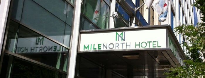 MileNorth, A Chicago Hotel is one of Hotel History.