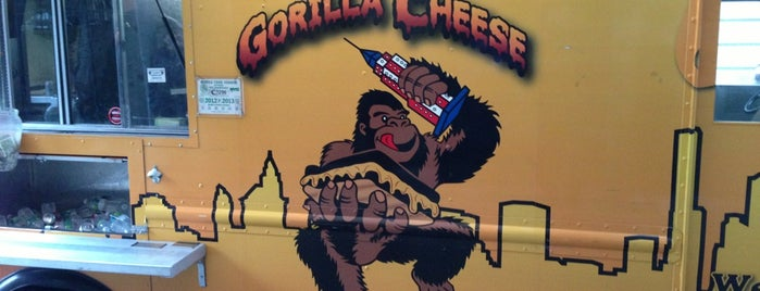 Gorilla Cheese Truck NYC is one of nyc todos.