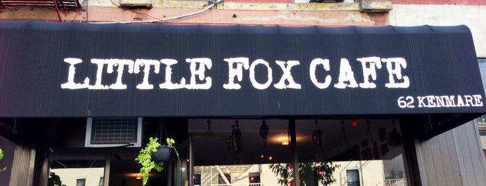 Little Fox Cafe is one of Whoops! Didn't Go Soon Enough....