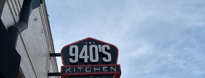 940's Kitchen & Cocktails is one of Umair's Dallas / Denton Spots.