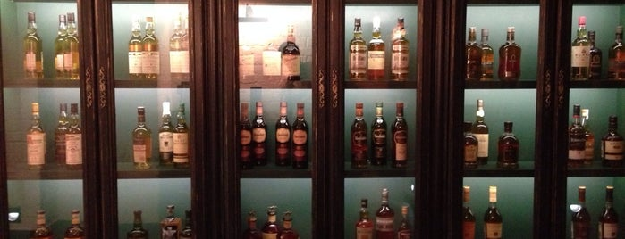 Whisky Rooms is one of Zabuhal.
