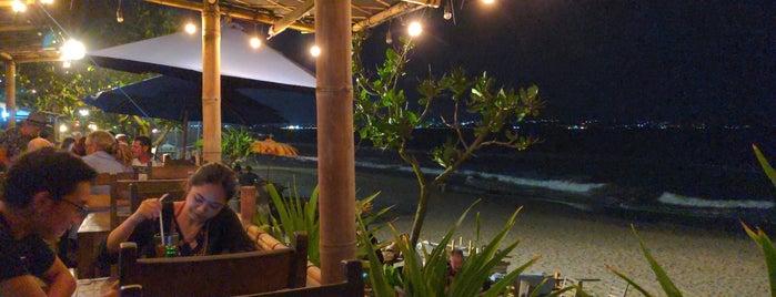 Warung Pantai Batu Belig is one of Bali.