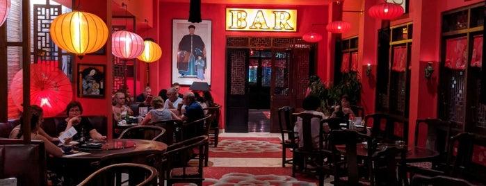 Happy Chappy Bar & Restaurant, Bali is one of Seminyak+.