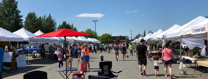 South Anchorage Farmers Market is one of Anchorage.