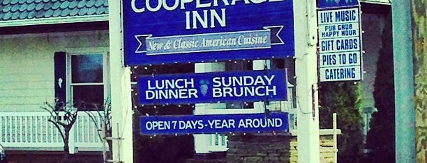 Cooperage Inn is one of Sunday Brunch.