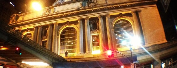 Grand Central Terminal is one of Places to go when in New York.