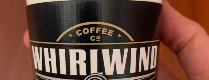 Whirlwind Coffee Co. is one of New Home!.