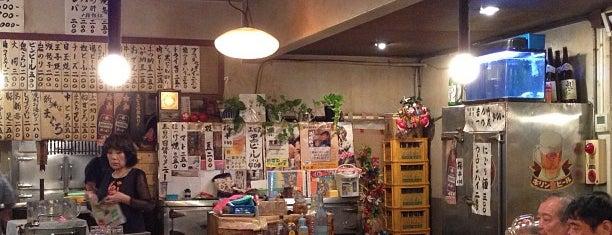Otsuboya is one of MyFav酒場♪.