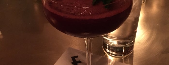 Employees Only is one of 25 Top Cocktail Bars in NYC.