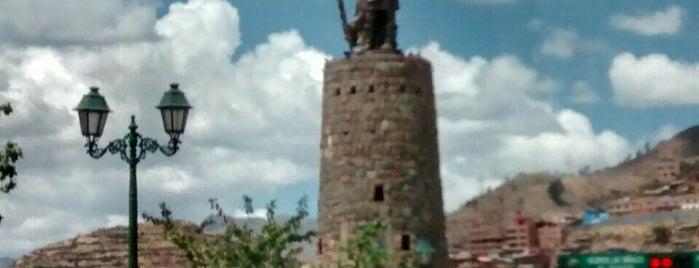 Óvalo de Pachacútec is one of Cusco y Matchu Pitchu.