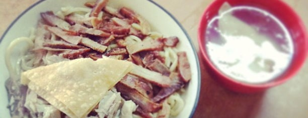 Bakmi Bintang Gading is one of 鑫惠's Saved Places.