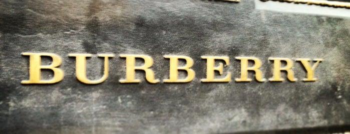 Burberry around the World