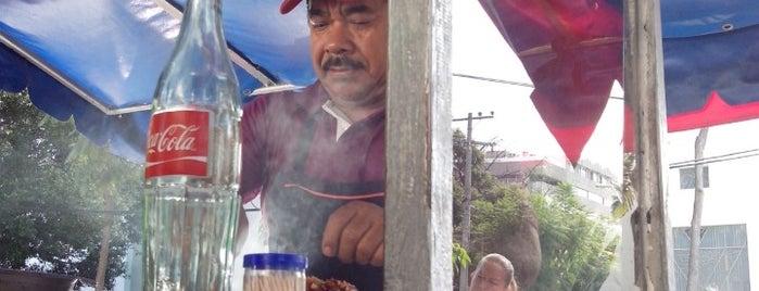 Narco tacos is one of สถานที่ที่ Jorge ถูกใจ.