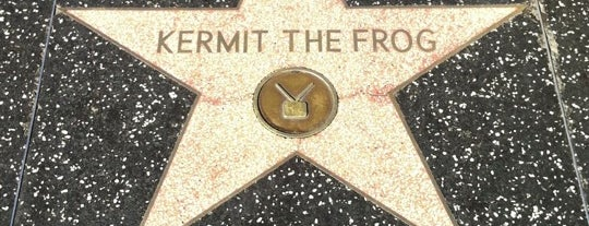 Hollywood Walk of Fame is one of SoCal Musts.