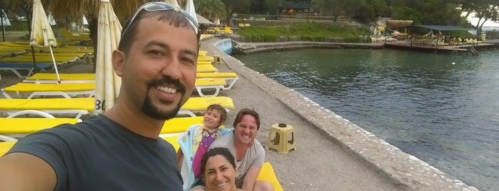 Kayra Beach Club is one of Locais curtidos por Kadir.