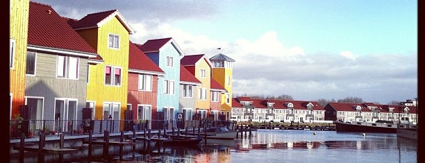 Reitdiephaven is one of Groningen.