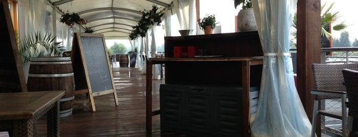 Restaurant Strandbad is one of Monnemer Küsch' unn annern schää Plätzjer.