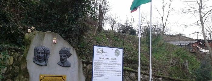 Thököly İmre Mezarı is one of Orte, die Yunus Emre gefallen.